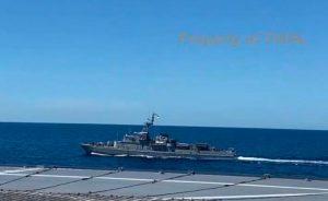 Pelabuhan khusus dibuat untuk tempat menepi kapal pencari KRI Nanggala-402