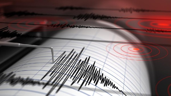 Gempa kutorejo, Gempa Mojokerto