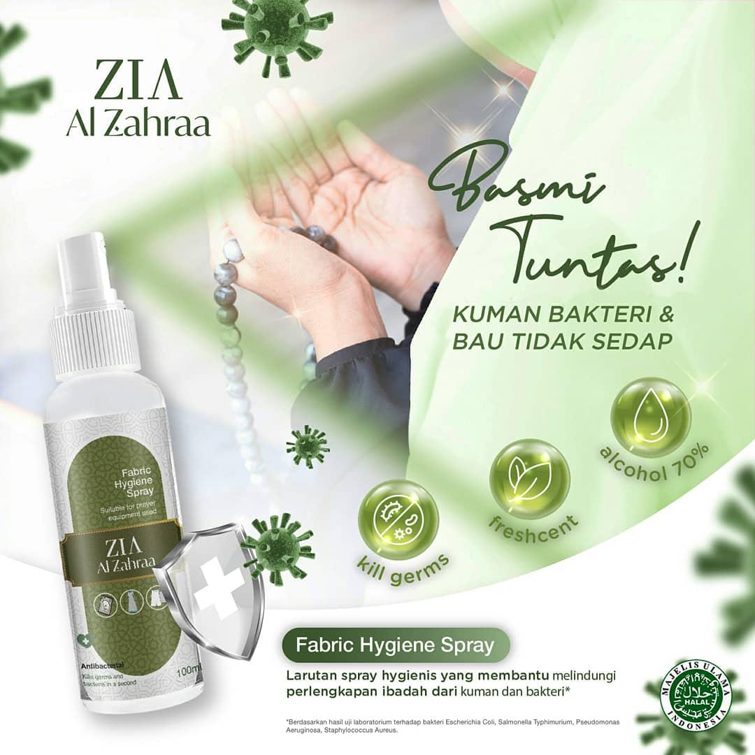 ZIA Kosmetik Hadirkan ZIA Al Zahraa Produk Higienis dan Halal Di Bulan Suci Ramadhan