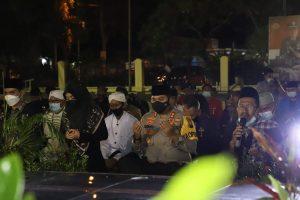 Awak Kapal KRI Nanggala 402 Dinyatakan Gugur, Para Tokoh Di Bumi Majapahit Gelar Doa Bersama