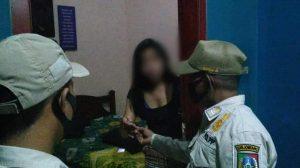 Deteksi Terorisme di Jombang Petugas Justru Amankan Belasan Pasangan Wik Wik