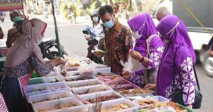 Dinkes Tulungagung Temukan Makanan Berbahaya Saat Sidak Takjil