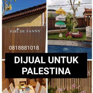 Viral, Rumah di Banyuwangi Dijual Untuk Bantu Palestina