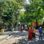Pengunjung KBS Diperkirakan Capai Ribuan Orang Selama Lebaran