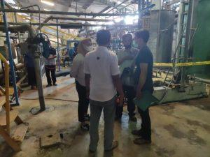 Karyawan Pabrik Kertas PT Pakerin Alami Kecelakaan Kerja 1 Orang Tewas