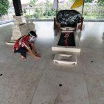 Libur Lebaran, Wisata Makam Bung Karno Sepi Pengunjung