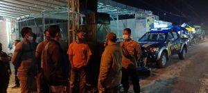 Orkes Melayu Dibubarkan Polisi, Meski Mengundang Puluhan Orang