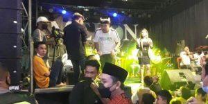 Orkes di Banyuwangi Dibubarkan Karena Sebabkan Kerumunan