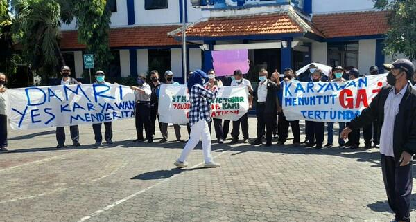 Pasca Didemo, Perum Damri di Surabaya Akhirnya Buka Suara