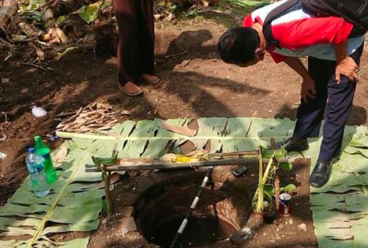 Sumur Tua Diduga Peninggalan Majapahit Ditemukan di Tulungagung