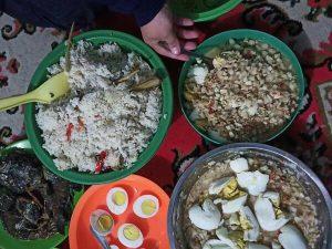 Tradisi Liwetan Saat Terjadi Gerhana Dan Mitos Buto Ijo