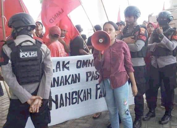 Departemen Perempuan LMND Malut Mengecam Keras Tindakan Pemerkosaan Oleh Oknum Polri Di Maluku Utara
