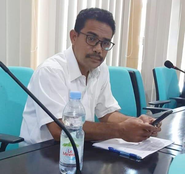Di Laporkan Tak Berkantor, Mantan Sekretaris DPMPTSP, Mengaku Dirinya Baru Saja Terima SK Penempatan