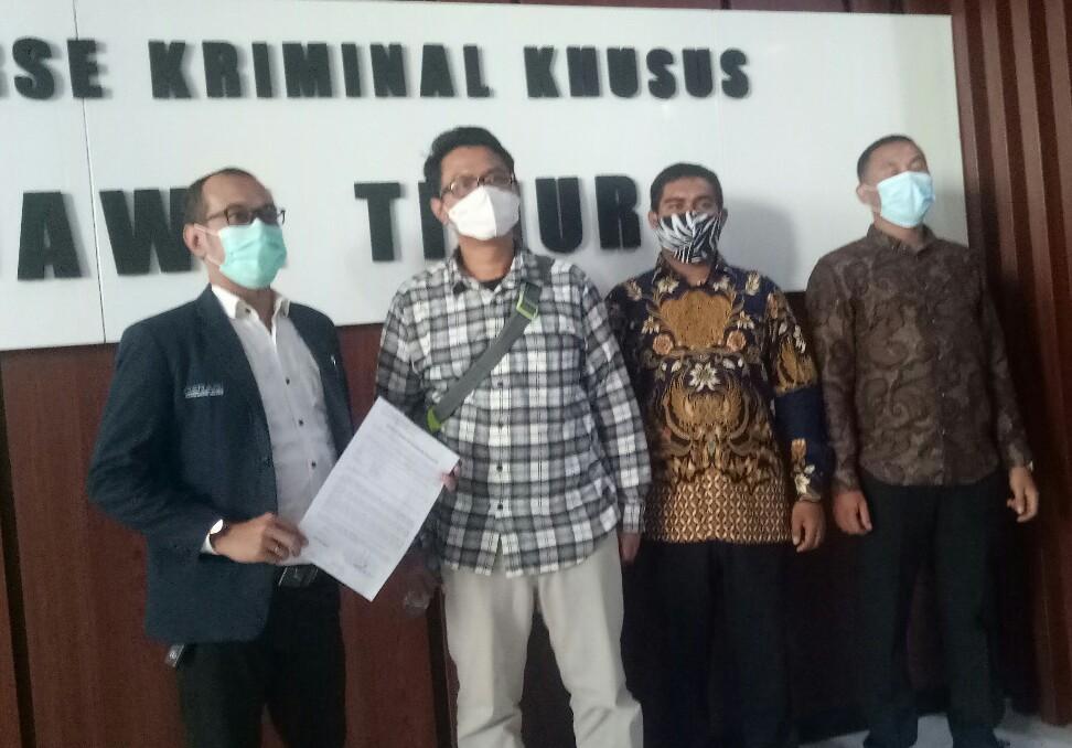 Dituduh Keturunan PKI dan Gerwani Putra Kiai Tar Mengadu ke Polda Jatim