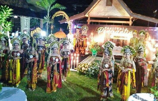 Festival Pengantin Nusantara di Banyuwangi Tetap Digelar Ditengah Pandemi COVID-19