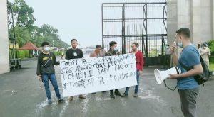 Gerakan Aktivis Malut Menggugat Kepada Ketua DPD RI Agar Segera Evaluasi Hj. Suriati Armain Atas Dugaan Anggaran Reses Tahun 2020