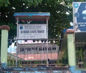 Tidak Kedisiplinan Guru-Guru Di SD 35 Kota Ternate, Kepsek Meminta Kebijakan Tegas Dari Dinas Pendidikan