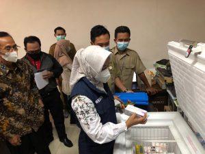 Walikota Mojokerto Buka Layanan Pendaftaran Vaksinasi Secara Online Non Stop
