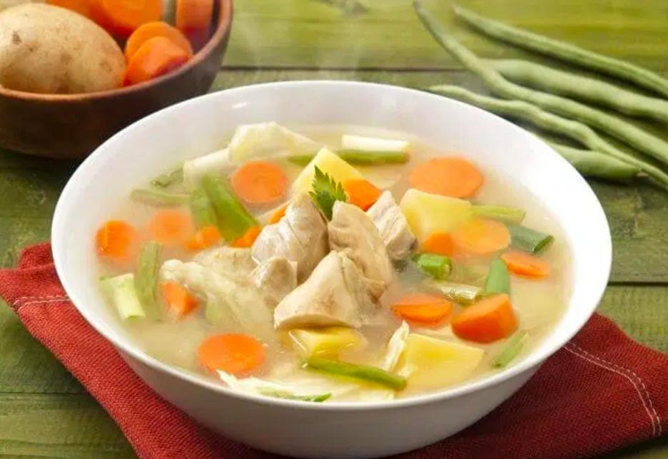 Resep Sop Ayam Menu Sarapan Sehat Penambah Semangat