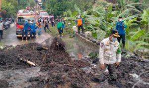 Tebing Setinggi 15 Meter di Trenggalek Longsor Setelah Diguyur Hujan