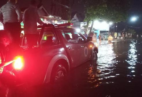 Intensitas Hujan Tiga Dusun di Blitar Terendam Banjir
