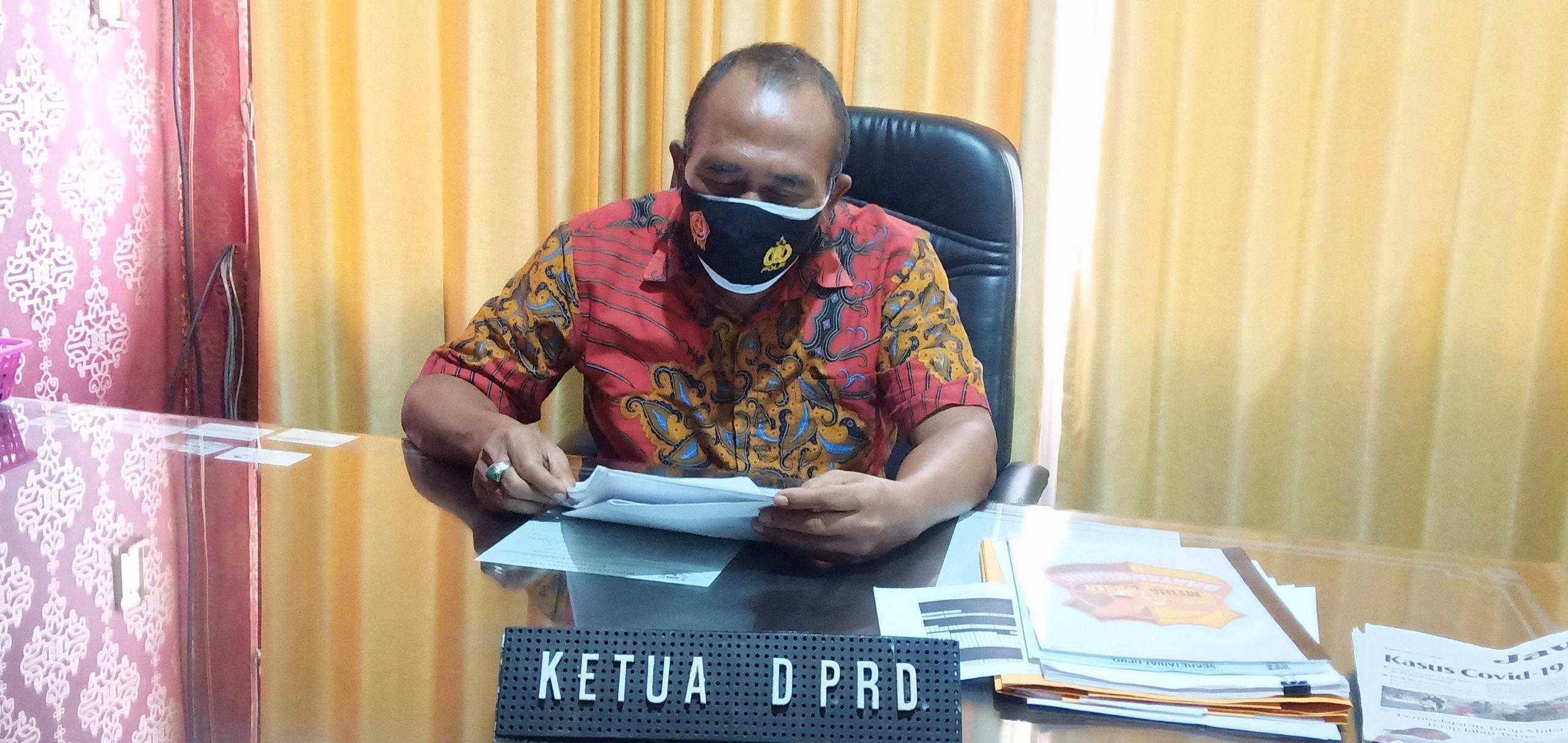 Darurat Covid-19, Ketua DPRD Kota Mojokerto Instruksikan Anggotanya Turut Tangani Covid di Dapilnya