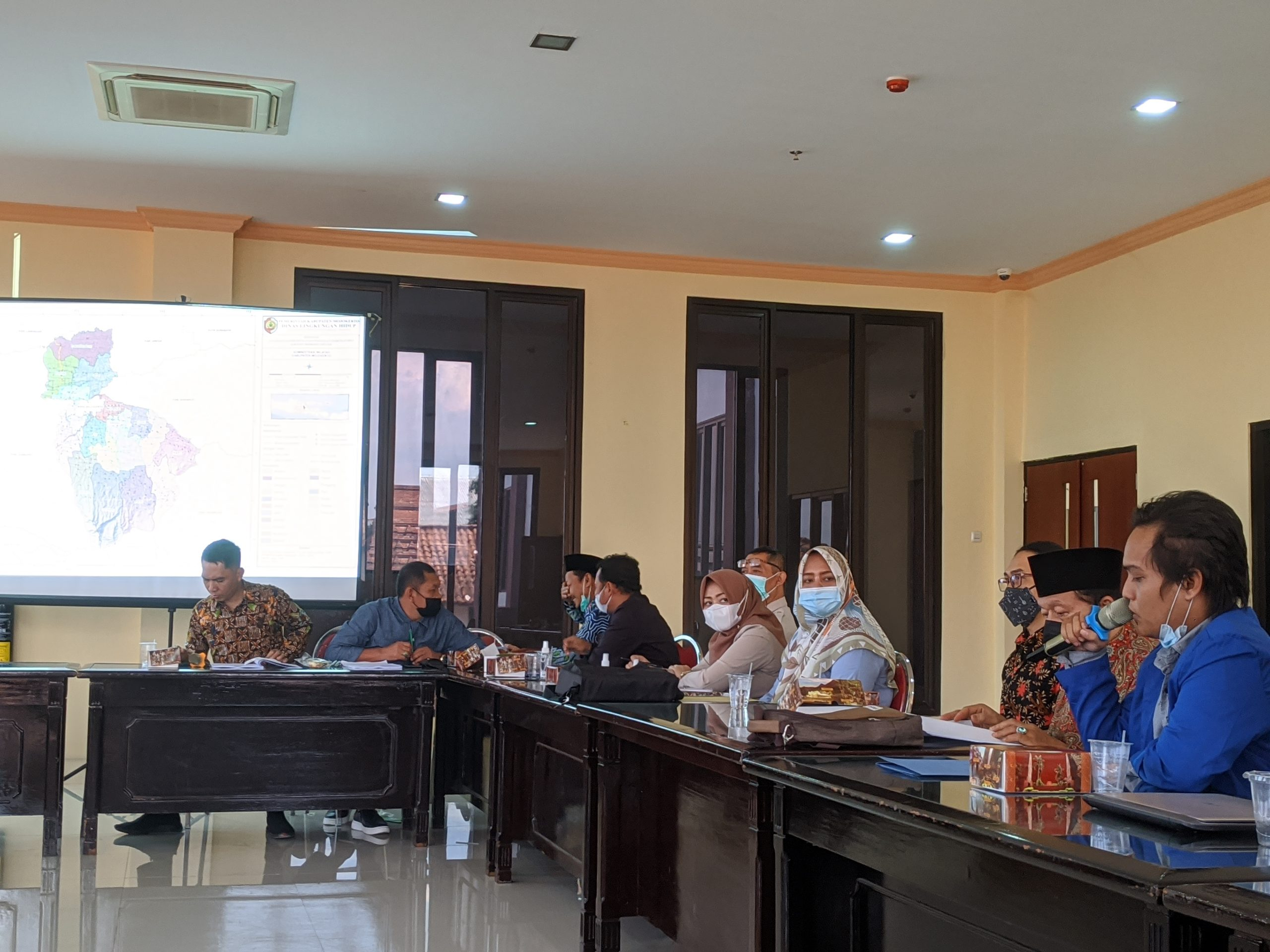 Draft Raperda PPLH Dinilai Dari Hasil Copy-Paste, Tim Ahli Di Hadiahi Kritikan Pedas