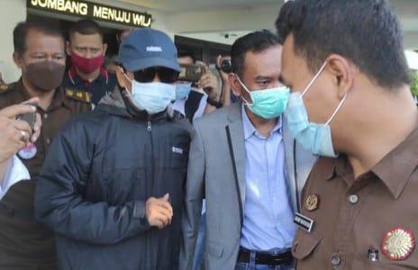 Korupsi Pupuk Bersubsidi, Solahuddin Akhirnya Ditetapkan Jadi Tersangka Oleh Kejari Jombang