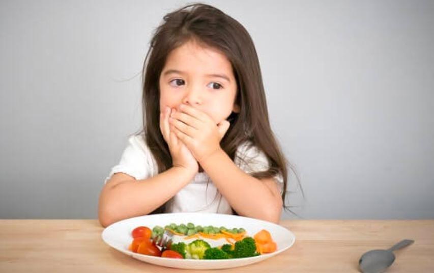 Lima Tips Atasi Anak Susah Makan
