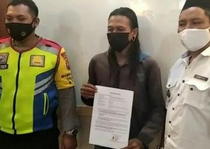 Pelesetkan Pancsila Pemuda di Pasuruan Diringkus Polisi