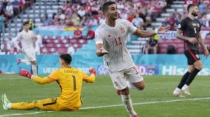 Spanyol Melaju Ke Perempat Final Euro 2020 Usa Kalahkan Kroasia Dengan Skor 5-3
