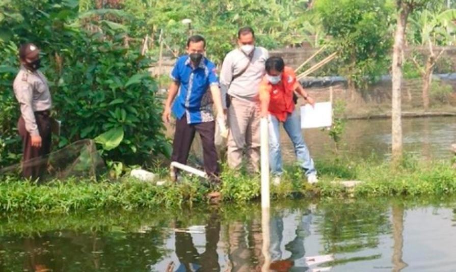 Tragis, Bocah 2 Tahun Tewas Tenggelam di Kolam Ikan Patin