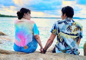 Via Vallen Akhirnya Pamerkan Sang Kekasih di Media Sosial