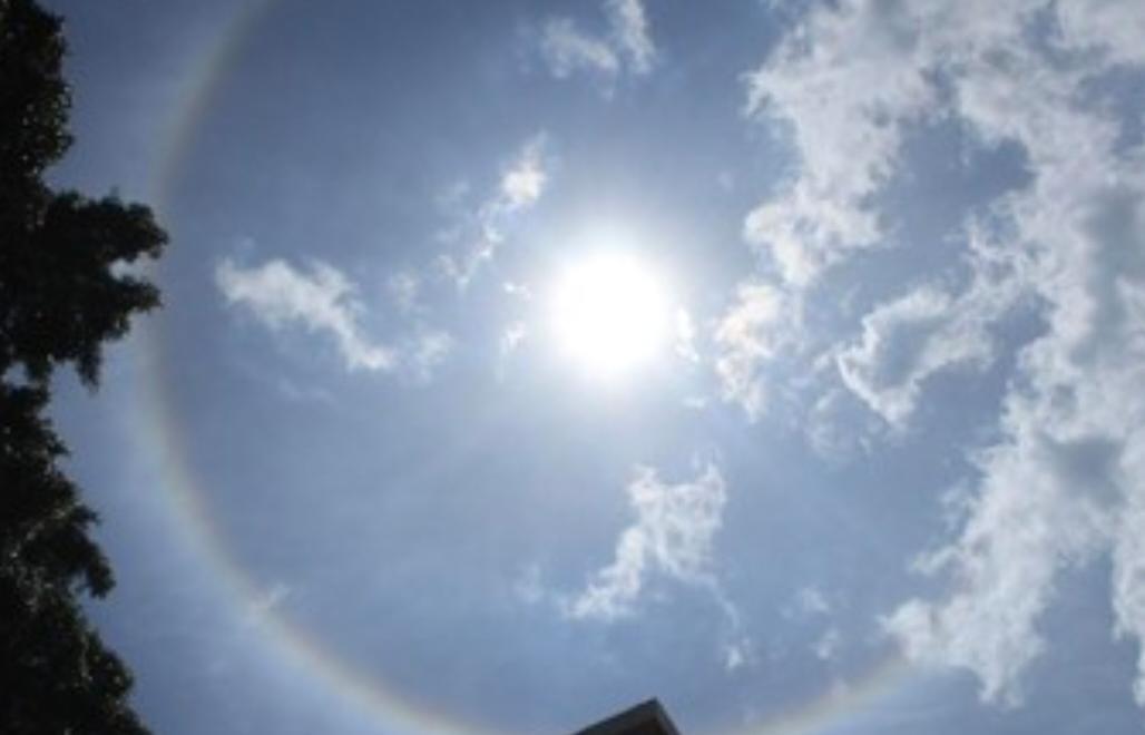 Viral, Video Matahari Terbit Dari Utara Bikin Masyarakat Heboh