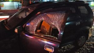 Wartawan Pasuruan Jadi Korban Pencurian Pecah Kaca Mobil
