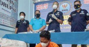 Bisnis Paket Ganja Warga Riau Di Tuban Diamankan