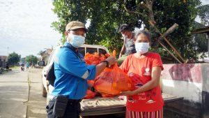 Harita Nickel Distribusikan Ribuan Paket Sembako, Bantu Warga Pandemi Covid 19