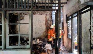 Bocah Tewas Dalam Kebakaran di Perumahan Dosen ITS Ternyata Terkunci Dikamar