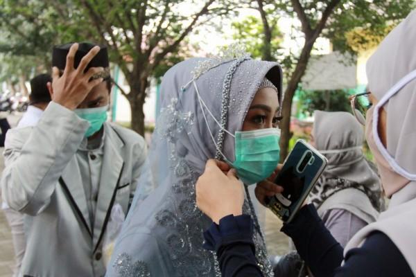 Calon Pengantin Tunda Nikah Selama PPKM Darurat, Gara Gara Takut Hasil Swab Antigen Positif