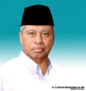 Mantan Walikota Ternate Dua Periode Tutup Usianya Di Makassar, Warga Kota Ternate Kembali Berduka
