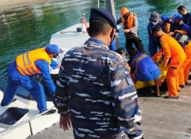 Mayat Korban KMP Yunicee Kembali Ditemukan di Selat Bali