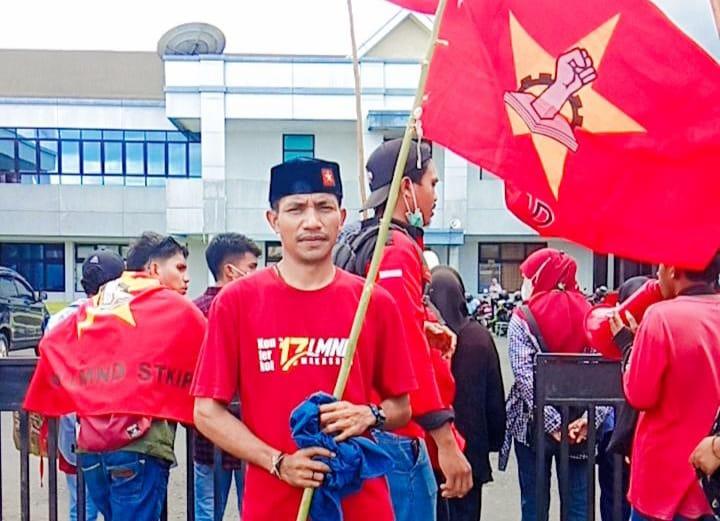 Menuju Harlah LMND Ke-22 Tahun, Ketua LMND Kota Ternate Berharap LMND Kedepannya Tetap Membela Hak Rakyat