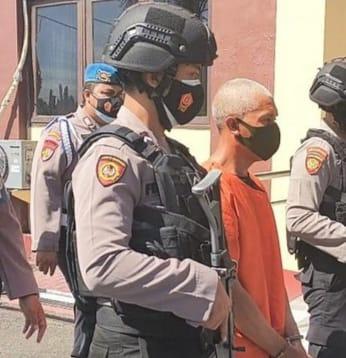 Nekat Gelapkan Dana PKH, Mantan Perangkat Desa Diringkus Polisi