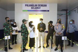 PT. Yakult dan PT. Aice Kena Sidak Bupati Mojokerto Soal Penerapan Prokes