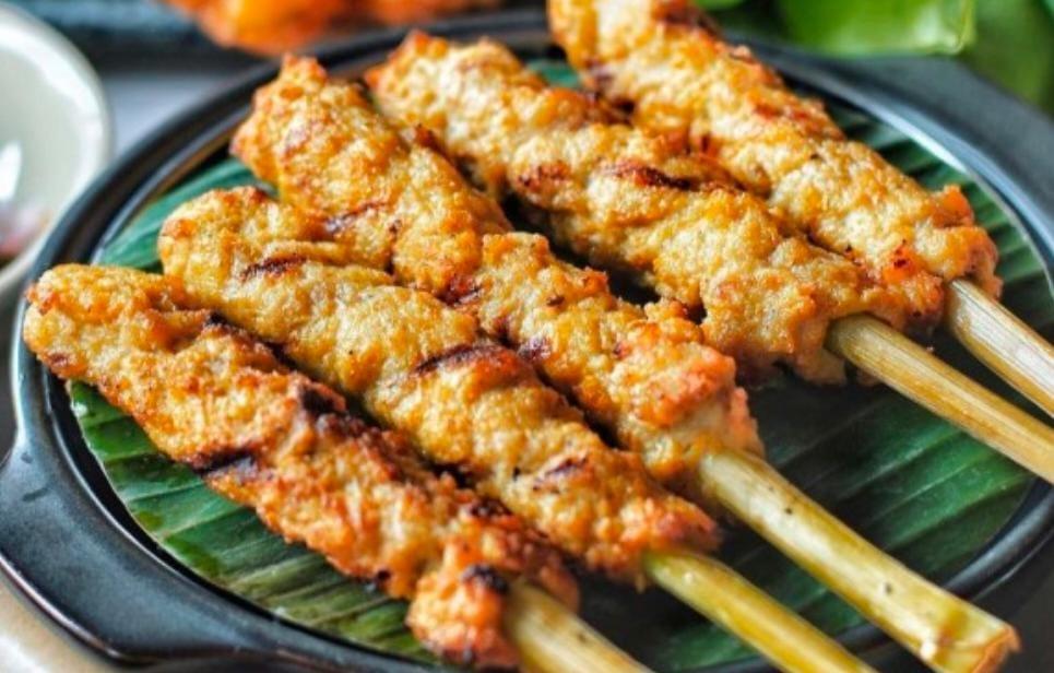 Resep Sate Lilit Ayam Yang Bikin Kamu Ketagihan