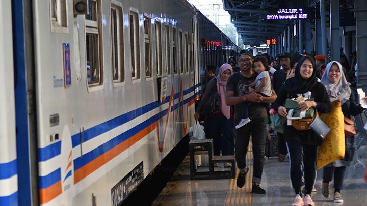 Sejumlah Perjalanan PT KAI Draop 8 Surabaya Resmi Batalkan Perjalanan, Ini Alasanya