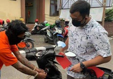 Spesialis Curanmor Antar Kota Di Pasuruan Akhirnya Diringkus Polisi