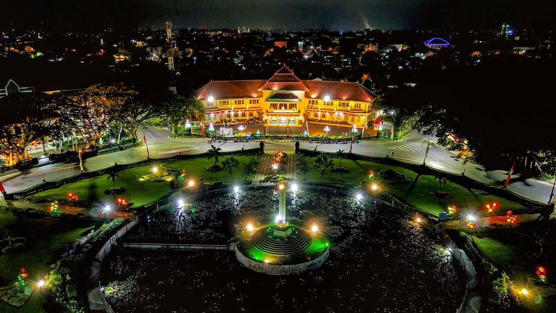 Tak Jadi Kota Gelap Lagi, Kota Malang Mulai Nanti Malam PJU Akan Nyala Seperti Biasanya