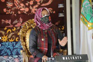 Walikota Mojokerto, Bedah Suksesnya Membangun Kota Saat Jadi Nara Sumber Airlangga Forum