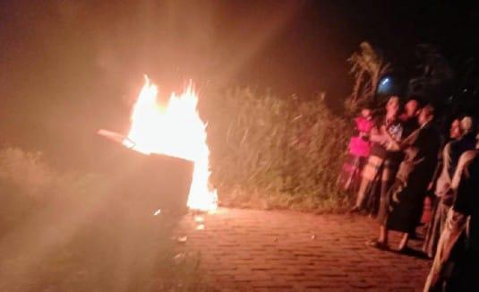 Warga Bondowoso Rebut Paksa dan Bakar Peti Jenazah, Polisi Akan Berikan Tindakan Tegas